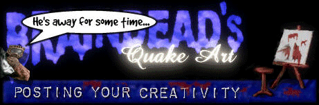 Logo of Braindead's Quake Art Page